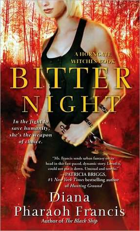Bitter Night (Horngate Witches, #1)