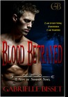 Blood Betrayed (Sons of Navarus, #2)