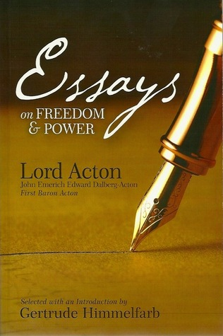 Essays On Freedom And Power