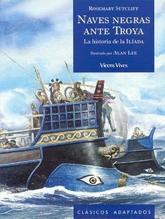 Naves Negras Ante Troya by Rosemary Sutcliff