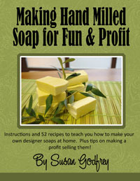 Making Hand Milled Soap For Fun & Profit