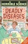 Microscopic Monsters And Deadly Diseases (Horrible Science)