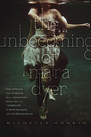 Image result for the unbecoming of mara dyer