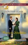 Wooing the Schoolmarm (Pinewood Weddings, #1)