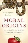 Moral Origins by Christopher Boehm