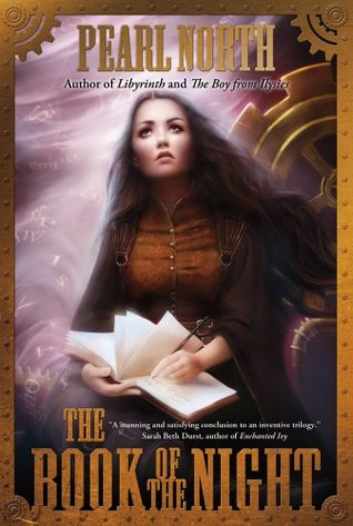 The Book of the Night by Pearl North
