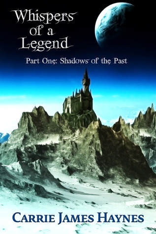 Shadows of the Past (Whispers of a Legend #1)