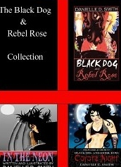 The Black Dog And Rebel Rose Collection by Dani Smith
