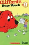 Clifford's Busy Week (Clifford the Big Red Dog (Paperback))