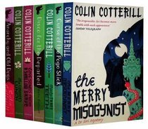 Dr Siri Paiboun Mystery Collection: The Merry Misogynist, Love Songs From A Shallow Grave, Curse Of The Pogo Stick, Anarchy And Old Dogs, Disco For ... Thirty Three Teeth, The Coroner's Lunch