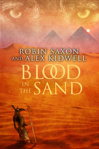Blood in the Sand by Robin Saxon