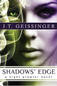 Shadow's Edge by J.T. Geissinger