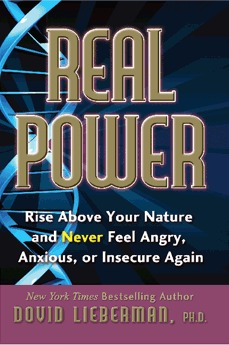 Real Power by Dovid Lieberman
