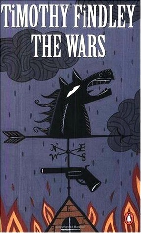 review of timothy findleys novel the wars The wars timothy findley english isu project sunday the wars is a great book, rich in its images, its language, its construction, and, ultimately, its conception -guy vanderhaeghe posted by brian langohr at 13:54 2 comments: email this blogthis.