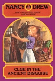 Clue in the Ancient Disguise by Carolyn Keene