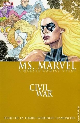 Civil War: Ms. Marvel (Ms. Marvel, Volume II #2)