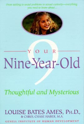 Your Nine-Year-Old: Thoughtful And Mysterious