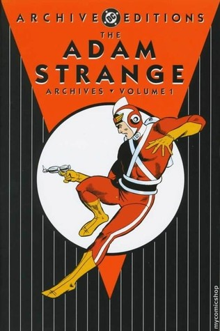 The Adam Strange Archives, Vol. 1