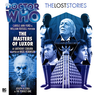 Doctor Who: The Masters of Luxor (The Lost Stories 3.7)