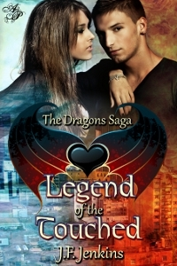Legend of the Touched by Cloud S. Riser