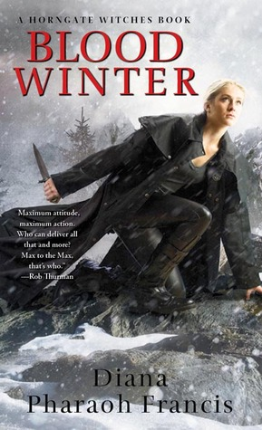 Blood Winter by Diana Pharaoh Francis