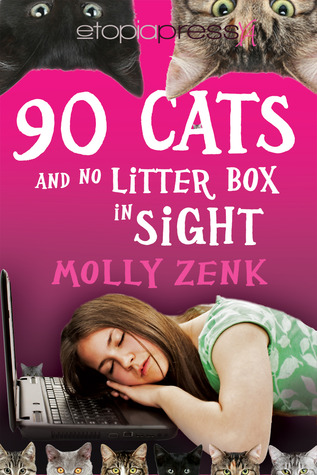 90 Cats and No Litter Box in Sight by Molly Zenk