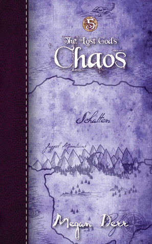 Chaos (The Lost Gods, #5)