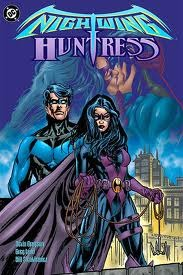 Nightwing/Huntress by Devin Grayson