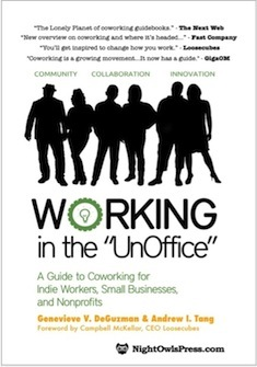 Working in the UnOffice by Genevieve V. DeGuzman