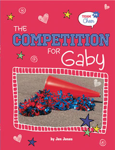 The Competition for Gaby (Team Cheer, #4)