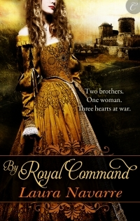 By Royal Command by Laura Navarre