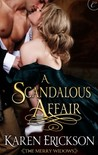 A Scandalous Affair (The Merry Widows #3)