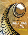 Canadian Law: An Introduction