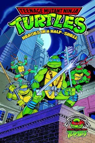 Teenage Mutant Ninja Turtles: Heroes in a Half-Shell