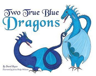 Two True Blue Dragons