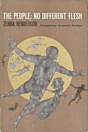 The People by Zenna Henderson