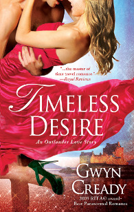Timeless Desire by Gwyn Cready