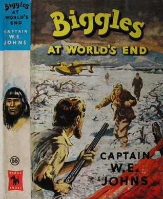 Biggles at World's End