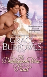The Bridegroom Wore Plaid (MacGregors, #1)