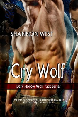 Cry Wolf by Shannon West