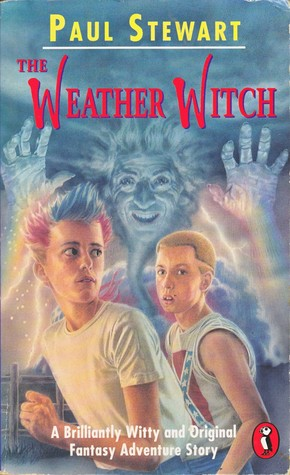 The Weather Witch by Paul Stewart