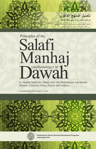 Principles of the Salafi Manhaj in Dawah