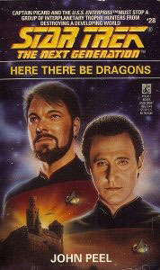 Here There Be Dragons by John Peel