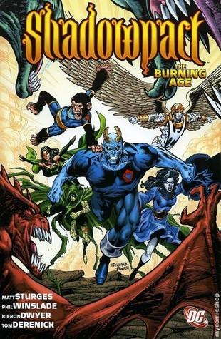 Shadowpact, Volume 4 by Matthew Sturges