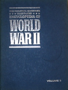 The Axis Turns South: The Marshall Cavendish Illustrated Encyclopedia of World War II Volume 3