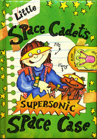 Little Space Cadet's Supersonic Space Case (Pop-up Books)