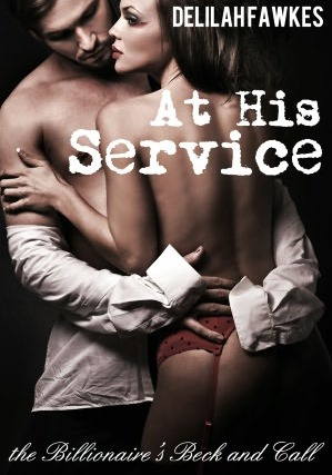 At His Service by Delilah Fawkes