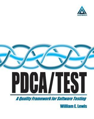 Pdca/Test by William Lewis