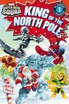 Super Hero Squad: King of the North Pole (Passport to Reading Level 1)