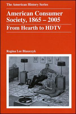 American Consumer Society, 1865-2005: From Hearth to HDTV (The American History) (American History Series) (The American History Series)